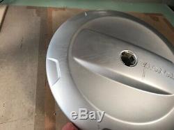 01-05 OEM Toyota RAV4 Rav-4 HARD PLASTIC spare tire cover hubcap for steel rim