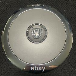 1 BROKEN CLIP Jaguar XJ8 2W93-1A096-DA X350 OEM Wheel Rim Center Hub Cap Cover