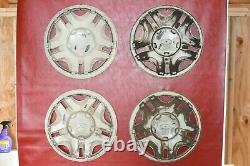 1999 2000 Ford Taurus Windstar Wheel Hubcap Rim 15 Factory OEM XF22-1130-AC