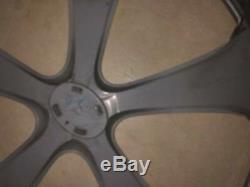 2012-2015 Toyota Prius Wheel Hubcap Rim Cover 15 Factory OEM 42602-47060 Silver