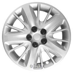 4 New 18 Bolt On Wheel Covers Hub Caps Full Rim Skins for 2014 15 16 17 IMPALA