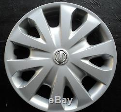 A Set Of 15 Nissan Versa 2012 2019 Wheel Covers Hubcaps Rim Covers 53087