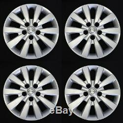 A Set Of 16 Nissan Sentra 2013 2018 Wheel Covers Hubcaps Rim Covers 570-53089