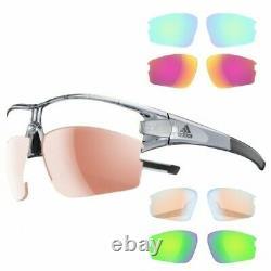 Adidas Evil Eye half Rim And Pro L A 402 A 403 A 167 A 168 New Removable Lenses