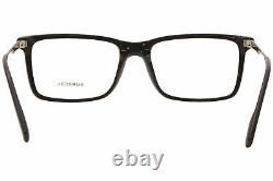 Burberry Harrington B-2339 3001 Eyeglasses Men's Black/Silver Full Rim 53mm