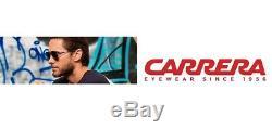 CARRERA 8026/S SQUARED FULL RIM MAN SUNGLASSES SMTDKRUTH UV400 With CASE & CLOTH
