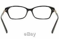 Diva 5499 97A Eyeglasses Women's Black/Silver Full Rim Optical Frame 52mm