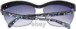 Emilio Pucci EP 9 89Z Multi Color Large Cat Eye Sunglasses 61-16-135 EP0009