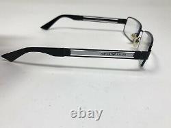 Emporio Armani Eyeglasses Frame EA 9768 O8T 52-16-135 Black Full Rim QW27