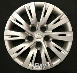 Four 16 2006- 2012 Original Oem Toyota Rav4 Hubcaps Rim Wheel Covers 570-61163