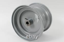 Genuine Husqvarna 532148736 Silver Front Rim 8X5 Fit 532144509 144509 148736
