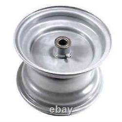 Genuine OEM Husqvarna 532148736 8X5 Silver Front Rim