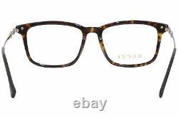 Gucci GG0920O 002 Eyeglasses Men's Silver Full Rim Optical Frame 53mm