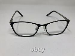 Guess Eyeglasses Frame GU2587-3 002 50-17135 Black Silver Full Rim QJ31