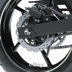Kawasaki Ninja400 and Z400 Rim Rings Silver for 2 Rims