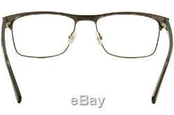 Lacoste Eyeglasses L2198 L/2198 001 Black/Silver Full Rim Optical Frame 55mm