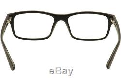 Lacoste Eyeglasses L2705 L/2705 001 Black/Silver Full Rim Optical Frame 53mm