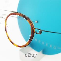 Lindberg Rim Titanium Round Teitur U9 / K25m Eyeglasses Spectacle Frames