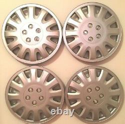 Lot off 16 inch wheel cover Hubcaps Universal Wheel Rim silver color