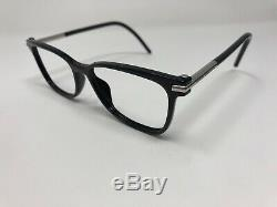 Marc Jacobs 53 D28 53-16-150 Black Silver Full Rim Eyeglasses Frame Only LE45