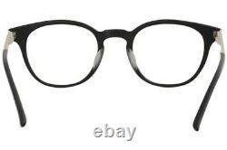 Matsuda Eyeglasses M2020 M/2020 MBK Matte Black Full Rim Optical Frame 48mm