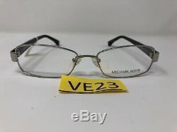 Michael Kors Eyeglasses Frame MK338 045 52-16-135 Black Full Rim VE23