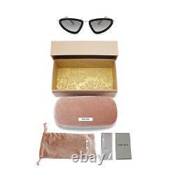 Miu Miu Full Rimmed Sunglasses SMU60US 1AB5O0 53