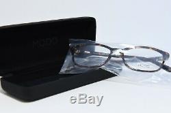 Modo Model 6523 Full Rim Plastic Eyeglass Frames Silver Tortoise 51-17-142 New