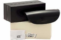 Mont Blanc Men's Eyeglasses MB622 MB/622 014 Silver Full Rim Optical Frame 55mm