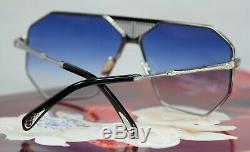 New Silver Full Rim Men And Women's Sunglasses