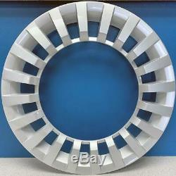 ONE 2012-2017 Volkswagen Beetle 17 Alloy Rim Plastic Trim Ring # 5C0601157B NEW