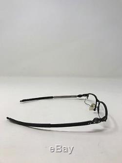 Oakley Eyeglass Frames Tincup 0.5 Titanium 53-18-135 Half Rim PJ54