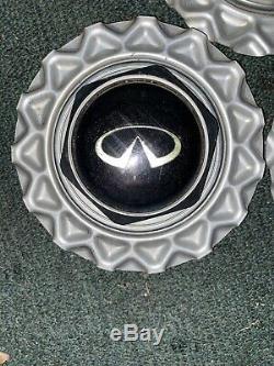 QTY. ONE Infiniti BBS Q45 I30 09.23.131 OEM Wheel Center Rim Cap Hub Cover Lace