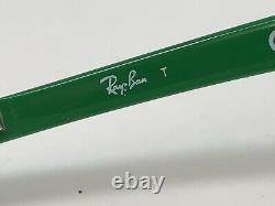 Ray-Ban Eyeglasses Frame RB 5321-D 5423 55-17-145 Green/Black Full Rim BX83