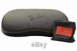 Ray Ban RB6332 2850 Eyeglasses Men's RayBan Mtt Gunmetal Full Rim Optical Frame