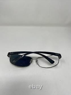 Ray Ban Sunglasses Frames RB3379 004/58 64-15 3P Silver/Black Full Rim F107