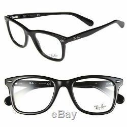RayBan Wayfarer Eyeglasses RB2140 Black Full Rim Ray Ban Optical Frame