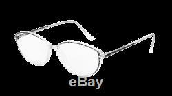 Silhouette SPX Legends Full Rim 1912 crystal grey black silver 6060 Eyeglasses