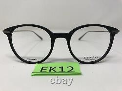 Staag Spectacles Eyeglasses Frame TITUS C1 51-21-149 Silver Full Rim EK12