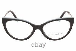 Tiffany & Co. TF2183 8001 Women's Eyeglasses Black Full Rim Optical Frame 52mm