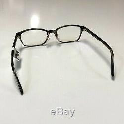 Tom Ford TF 5647-D-B Black 005 Full Rim Silver'T' Logo Eyeglass / RX Frame