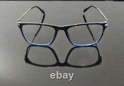 Valentine's Day Special Imported Full-Rim frame/eyeglass Silver-Black-BR-2