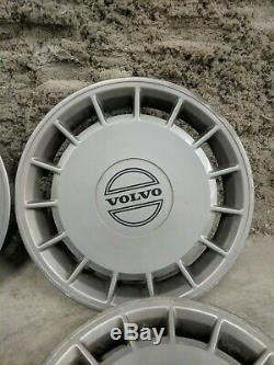 Volvo 240 Wheel Center Cap hub cap Rim Tire Cover Hubcap