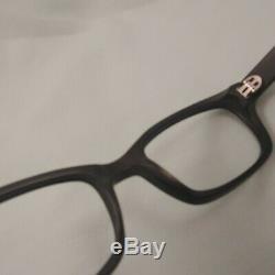 WARBY PARKER Rx Eyeglasses Plastic Frame Matte Black Full Rim ZAGG 101 Wide