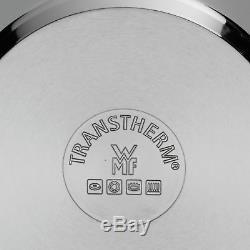 WMF serving pan coated Ø 24cm CeraDur Profi pouring rim plastic handle with f