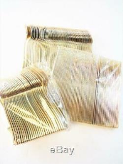 Wedding Party Plates & Silverware Serving Set Disposable Plastic Premium Quality