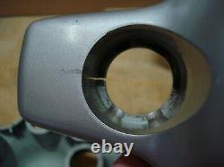 Zq8 Center Cap Set Silver Gmc Sonoma Factory Gm 9593759 Rim Wheel Jimmy 16 15