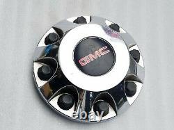 2011-2021 Gmc Sierra 3500 Dual Wheel Front Hubcap Center Cap Factory Oem