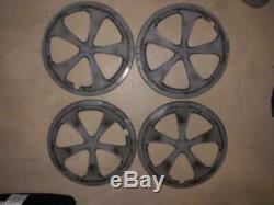 2012-2015 Toyota Prius Wheel Hubcap Rim Cover 15 Usine Oem 42602-47060 Argent