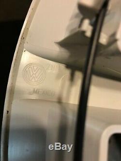 2012-2017 Volkswagen Beetle 17 Jante En Alliage Garniture En Plastique Bague # 5c0601157b Set